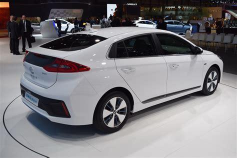 Hyundai Of by Hyundai Showcases All Three Ioniq Models In Geneva Carscoops
