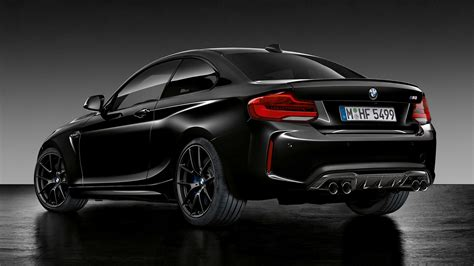 bmw  coupe black shadow edition wallpapers  hd