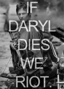 If Daryl Dies We Riot Meme - if daryl dies we riot 171 hardergeneration