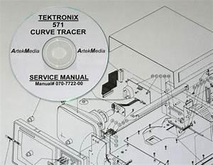 Tektronix 571 Curve Tracer Service Manual