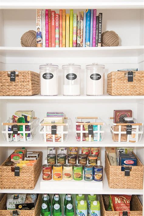 The 5 Key Elements Of A Wellorganized Pantry  New On