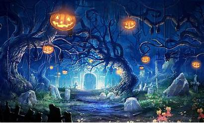 Halloween Fondos Pantalla Wallpapers Gratis