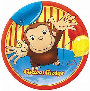 exercise your creavity with curious george