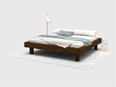 Bett Ludwig Selber Bauen  Betten Einrichten