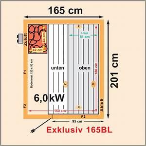 Massivholz Sauna Selbstbau : heimsauna element saunakabine fichte exklusiv 165 x 200 cm typ 165bl ~ Whattoseeinmadrid.com Haus und Dekorationen