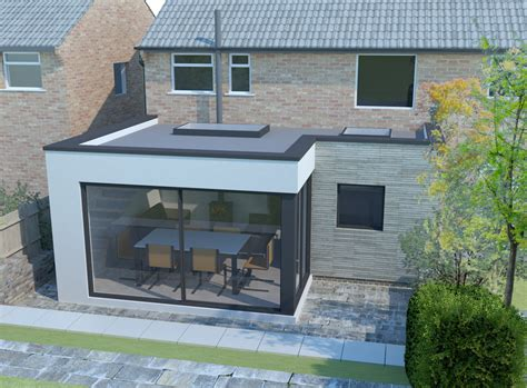 single 4 bedroom house plans brightman architects sheffield architects
