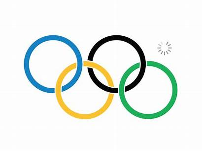 Olympic Games Rings Loading Olympics Dribbble Iphone