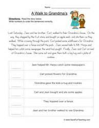 math for fourth graders free sequencing worksheets teaching