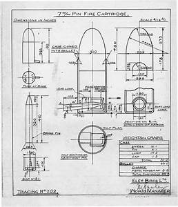British Service Revolver Cartridge Specs And Diagrams