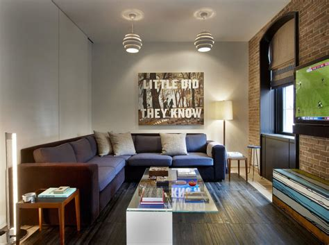 contemporary tribeca apartment   york city