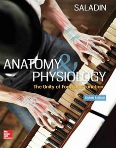 Anatomy  U0026 Physiology  The Unity Of Form And Function 8th