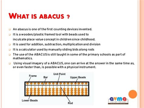 what is the use of abacus and its use