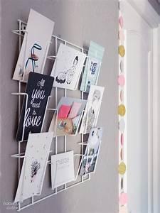 Porte Carte Postale Mural : 17 meilleures id es propos de mur pour cartes postales sur pinterest d coration de petite ~ Teatrodelosmanantiales.com Idées de Décoration