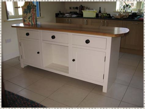 free standing kitchen islands uk free standing kitchen island with breakfast bar loccie