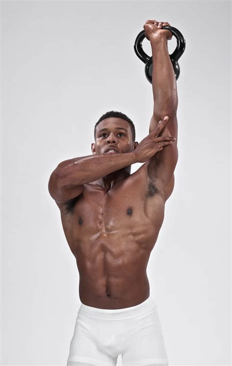 tricep extension kettlebell arm exercises standing overhead exercise workout push side lower bodbot effects weight
