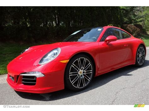 guards red porsche 2016 guards red porsche 911 carrera 4s coupe 112862967