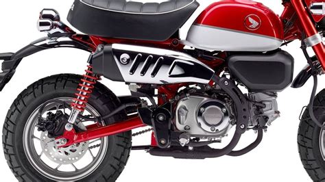 honda monkey  pictures pics wallpapers top speed
