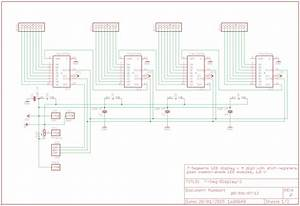 Arduino Daisy Chain Shift Register With 74hc595