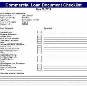 free daily use equipment inventory list template ms With commercial loan documentation software