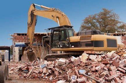 building demolition  toronto excavation  asbestos