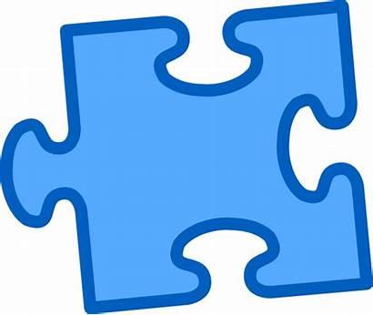 Puzzle Piece Clip Clipart Clker