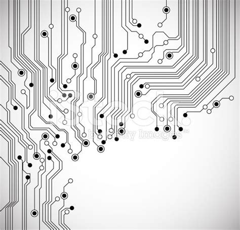 Circuit Board Abstract Background Projects