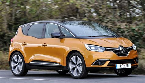 Renault Scenic 2019 by Renault Scenic Review 2019 What Car