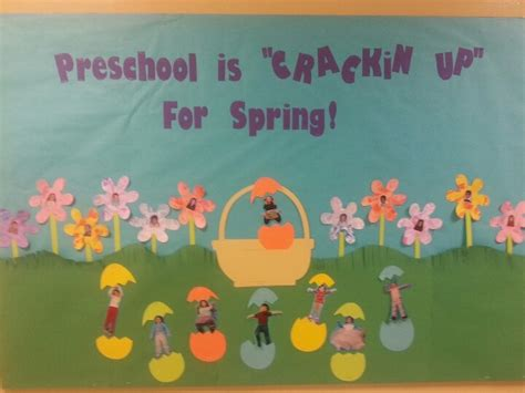 54 best bulletin boards images on 355 | 54839b9be946eb47174d23be19334a9e daycare bulletin boards easter bulletin boards