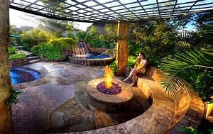 Landscaping Agreement John Guild Photography Spas Luxury Spas Garden Spas