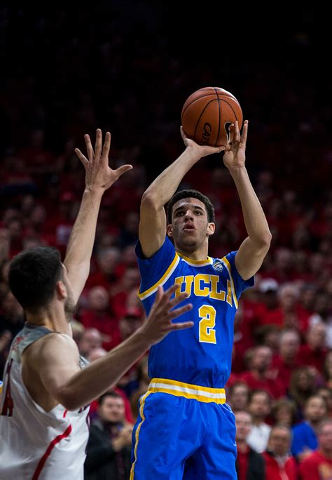 ucla mens basketball trails arizona    halftime