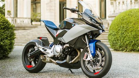 Bmw Concept Bike by Bmw Concept 9cento Bike A Smart All Rounder For The Road