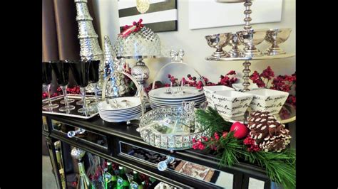 Homegoods Decor: Tjmaxx Marshalls Homegoods Challenge Christmas Tablescape