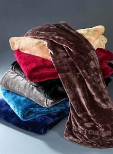 Tom Tailor Decke : angorina fleece decke tom tailer ~ Watch28wear.com Haus und Dekorationen