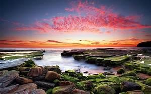 Sunset, Coastal