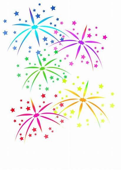 Api Kembang Pixabay Fireworks Celebration Clipart Fogos