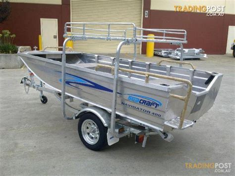 Boat Trailers For Sale Sydney by Seatrail Boat Trailer Carry Rack For Sale In Revesby Nsw