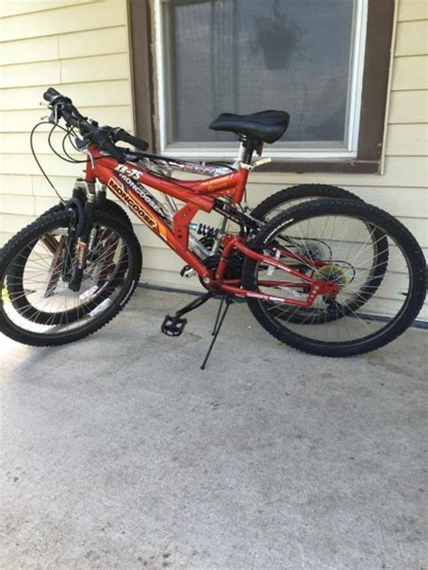Boat Trailer Rentals In Ct by 26in Mongoose Xr 75 Aluminum Suspension Mountain Bike