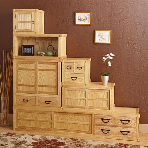 tansu cabinet woodworking plan furniture cabinets storage