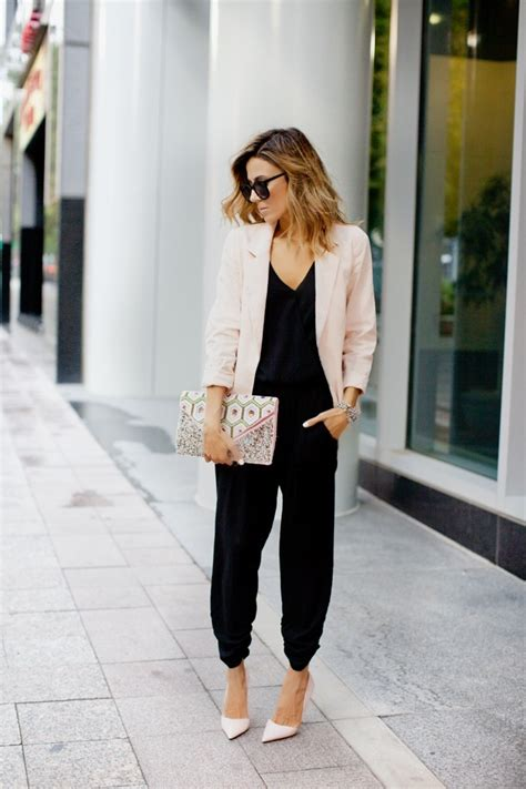 jumpsuit with blazer repeat hello fashion