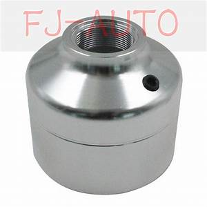 For 6 6l Duramax Fuel Filter Delete Aluminum 2001