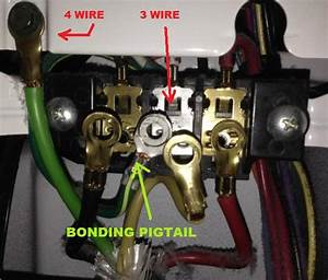 Replacing Electric Dryer Cord