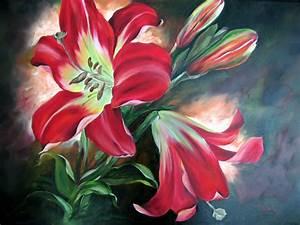 Blumen Bilder Gemalt : blumen malen mit stil ~ Orissabook.com Haus und Dekorationen