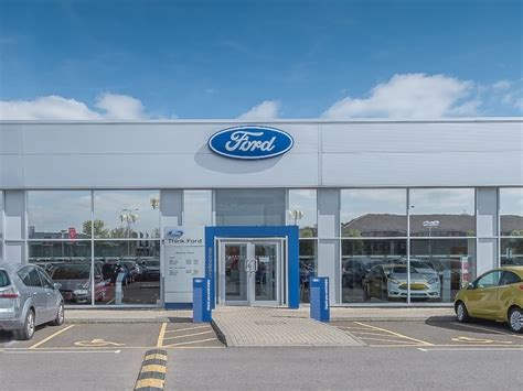 Ford Dealer Locator by Ford Dealer In Basingstoke Hshire Contact Us Think