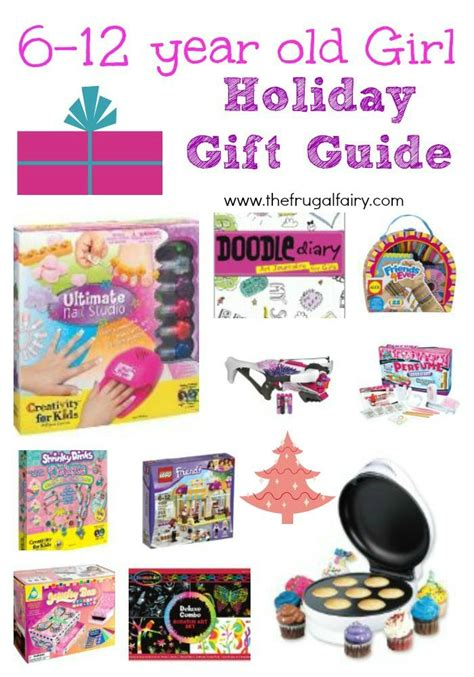 christmas gift girls fifteen years olds gifts for 6 12 year 2013 gift guide