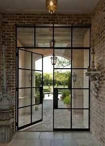 comment faire une porte coulissante 12 portes d entr233 With comment fabriquer une porte en acier