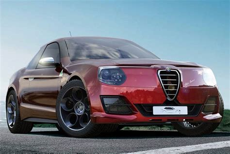 Alfa Romeo Concept Cars by Alfa Romeo Giulia Concept Cars Diseno