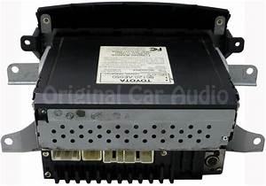 Fujitsu Ten Radio 86120