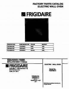Frigidaire Frigidaire Electric Wall Oven