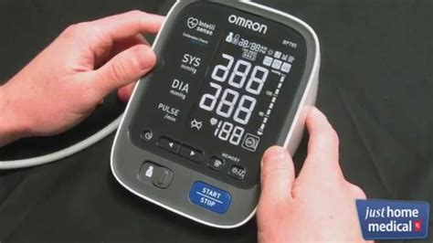 Just Home Medical: Omron 10 Series Upper Arm Blood