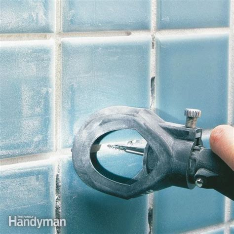 regrout bathroom tile fixing bathroom walls